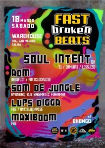 Fast Broken Beats [18-03-17 Mallorca]